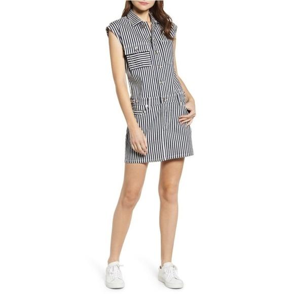 Current/Elliott Dresses & Skirts - CURRENT/ELLIOTT THE SLEEVELESS JUMPSUIT DRESS
